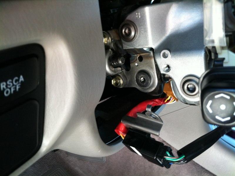 Diy telescoping column motor removal repair ih8mud forum for Diy electric motor repair